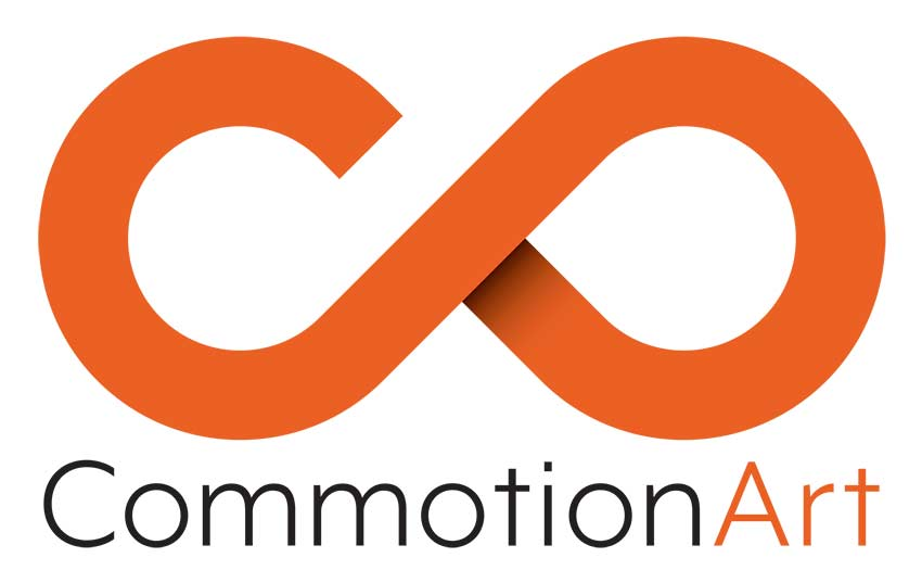 commotion art